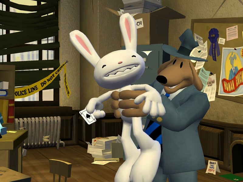 One of Telltale's initial goals was to continue Sam & Max adventure games in an episodic format
