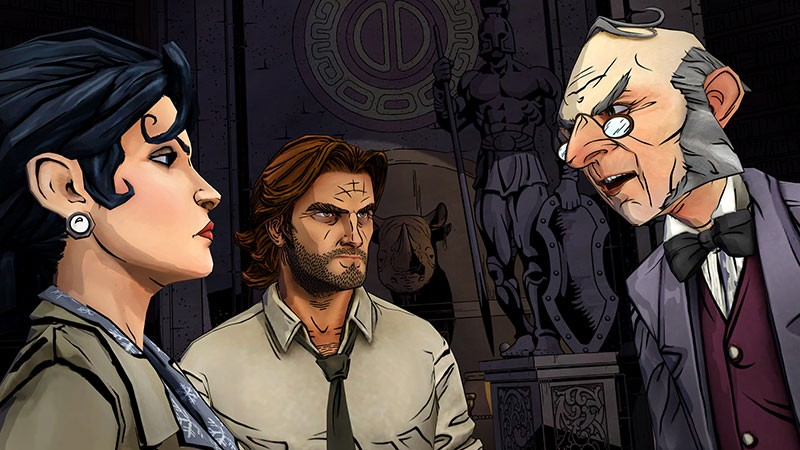 "Telltale believes that The Wolf Among Us was ""one of the most important games"" it made, proving that The Walking Dead wasn't a one hit wonder"