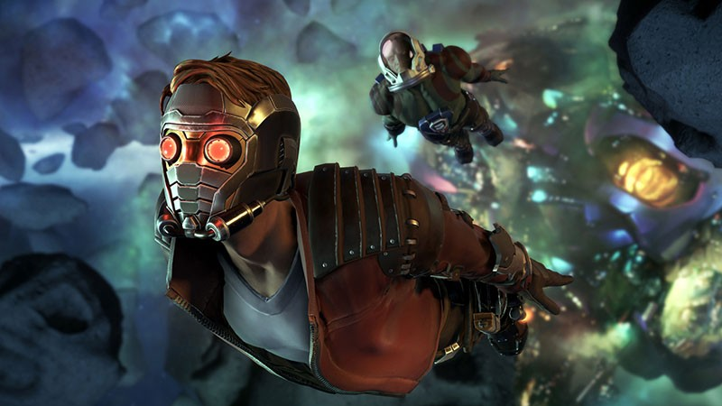 Telltale's Guardians of the Galaxy felt off-tone from the rest of the franchise and sold below expectations