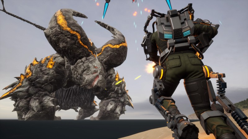 Earth Defense Force: Iron Rain Review – Buggy In Every Way