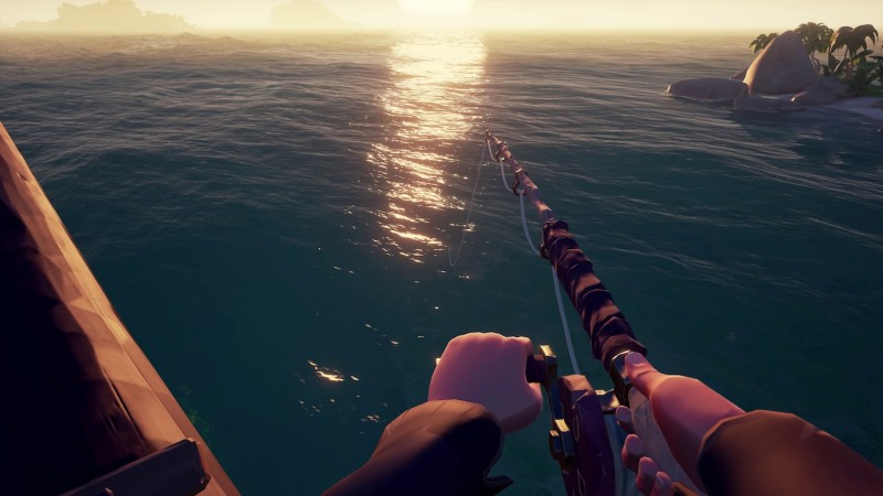 Sea Of Thieves' One-Year Anniversary Brings Story, An Arena