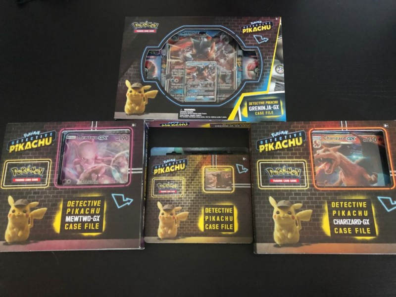 All The Pokémon Detective Pikachu Cards We Pulled From The New