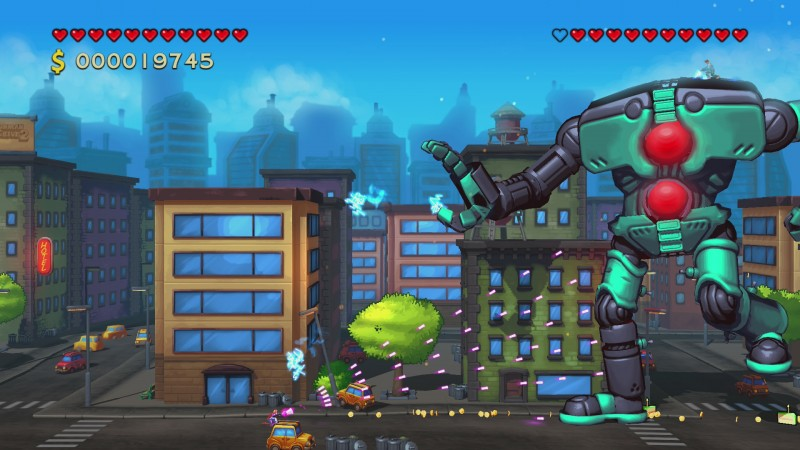 Mechstermination Force Review – Winning The Battle, Losing The War