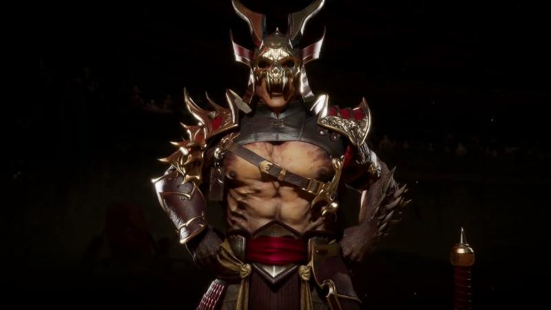 Watch Mortal Kombat 11's New Shao Kahn Trailer