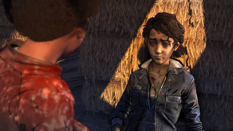 We Rank The 10 Hardest Choices In The Walking Dead Series - Game
