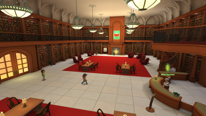 Adventure Academy Is An Educational MMO Teachers And