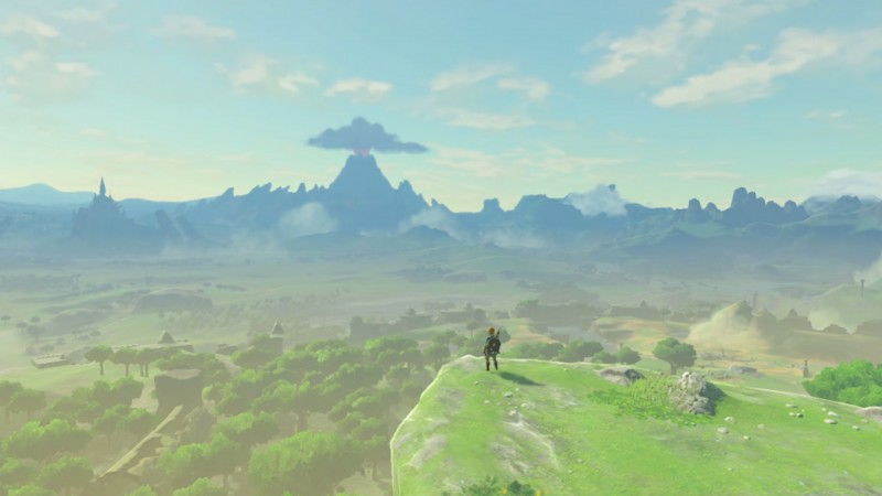 Breath Of The Wild Apparently Features A Wind Waker Easter Egg