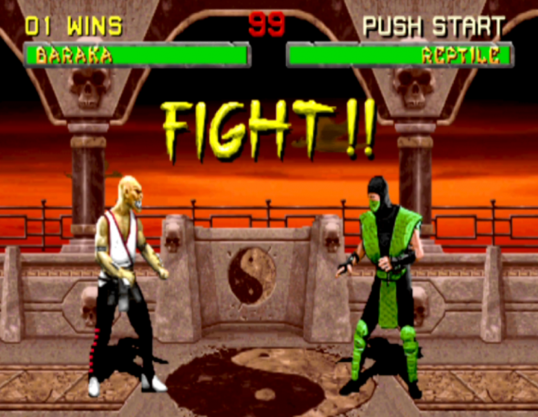 The 30 Greatest Fighting Games Of All Time Game Informer