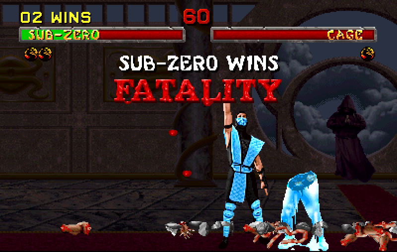 The Brutal History Of Mortal Kombat's Fatalities - Game Informer