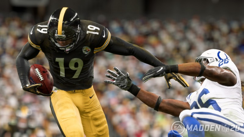 Madden NFL 20 Makes A Recommitment To Franchise Mode - Game