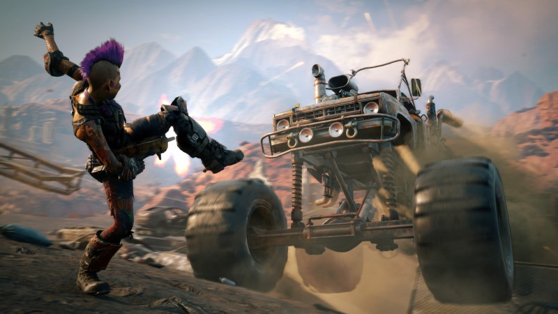Rage 2 Review - A Blunted Bloodbath