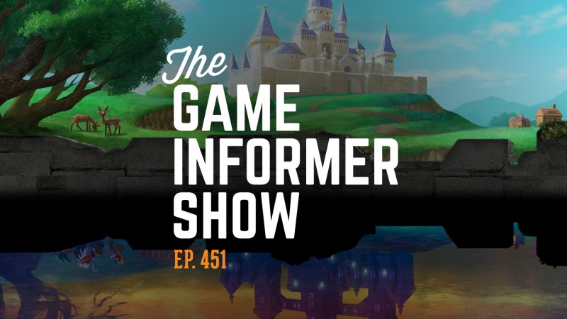 Welcome back to The Game Informer