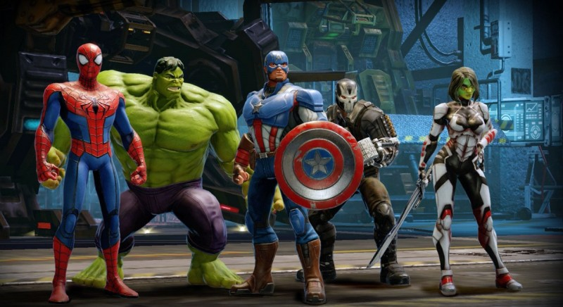 The Top 10 Marvel Games Of All Time - Game Informer