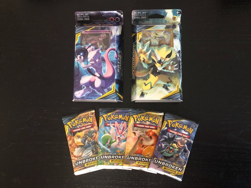 The Coolest Pokémon Sun And Moon – Unbroken Bonds Cards We