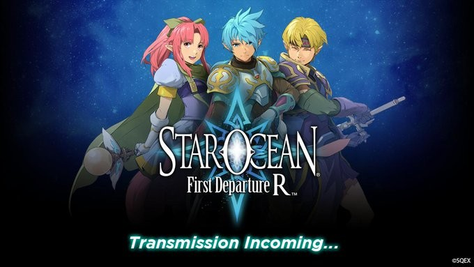 Star Ocean First Departure R Heading To PS4, Switch - Game Informer
