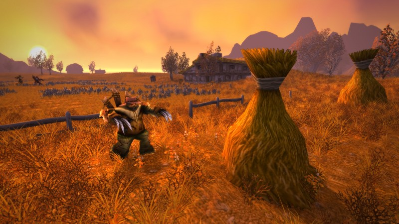 Returning To The World    Of Warcraft - Game Informer