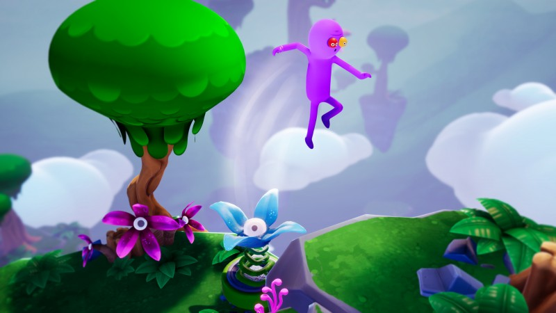 Trover Saves The Universe Review – Hilarious, Bizarre, And Familiar