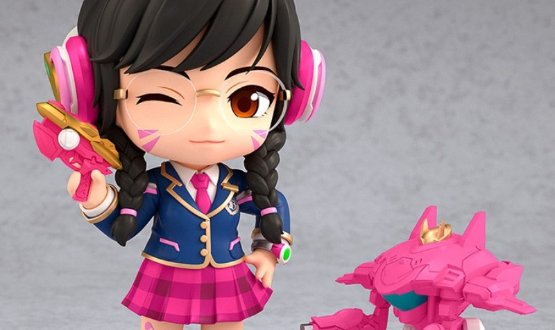 cea7436be It has only been a few weeks since Blizzard unveiled the academy uniform  skin for D.Va in Overwatch