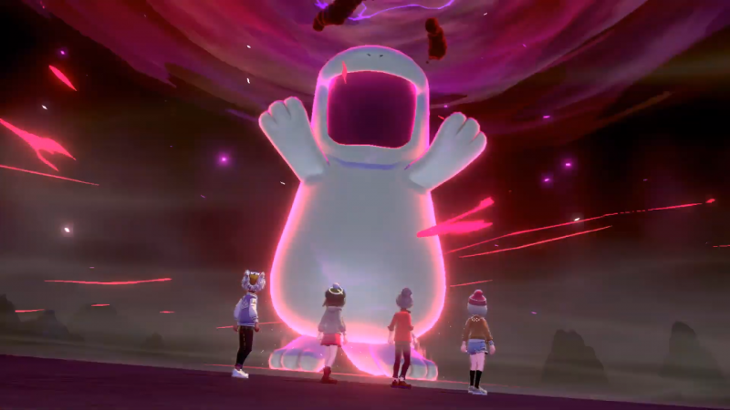 You Can Turn Your Pokemon Into Giants In Sword Shield Game Informer