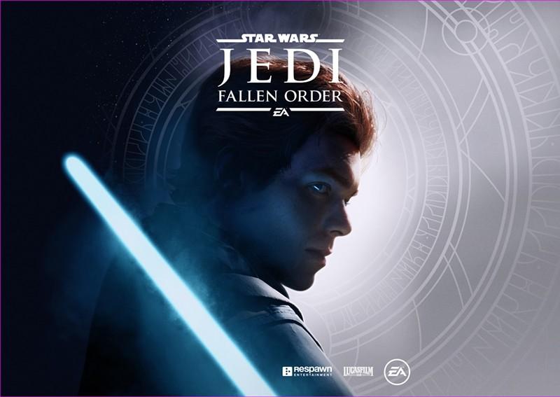 Image result for star wars jedi fallen order cover art