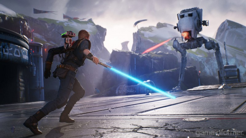 The True Power Of The Force - Game Informer