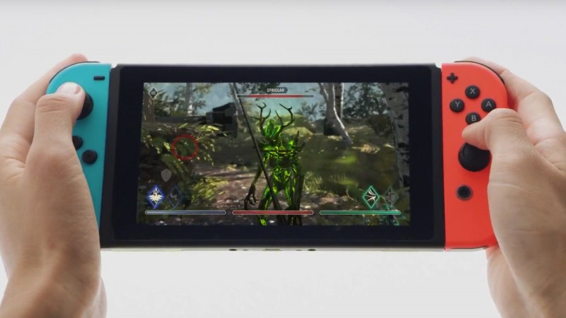 The Elder Scrolls: Blades Coming To Switch, Getting New Content