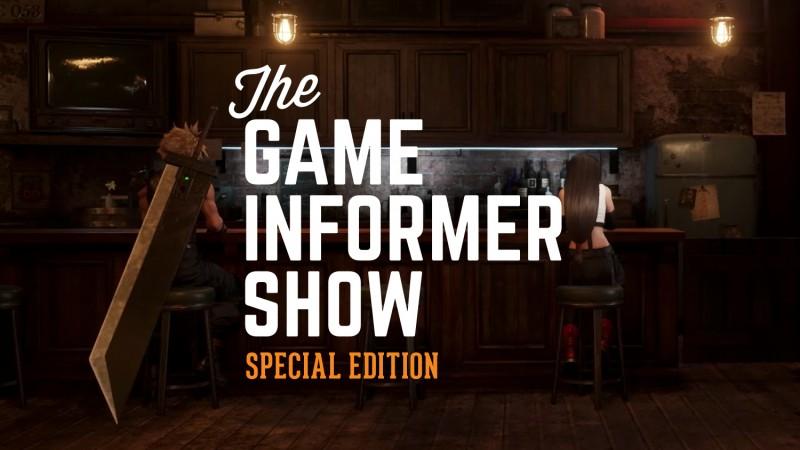 Game Informer's Ben Hanson,