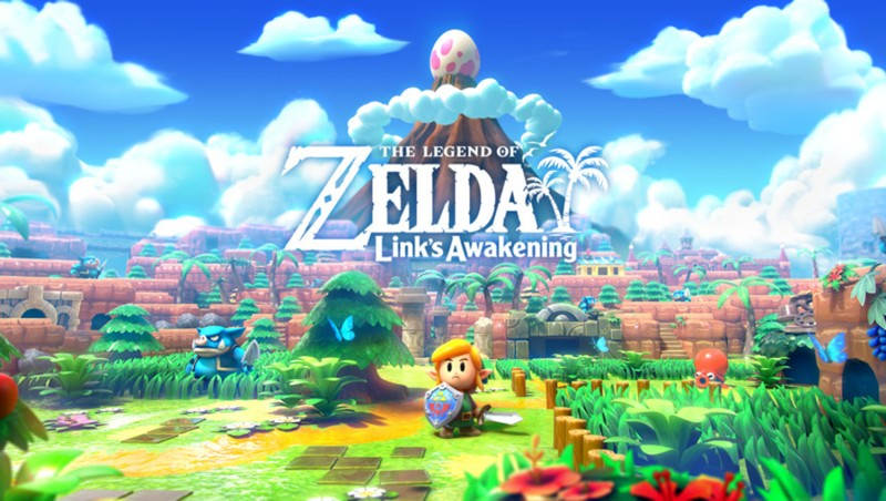 Картинки по запросу The Legend of Zelda: Link's Awakening