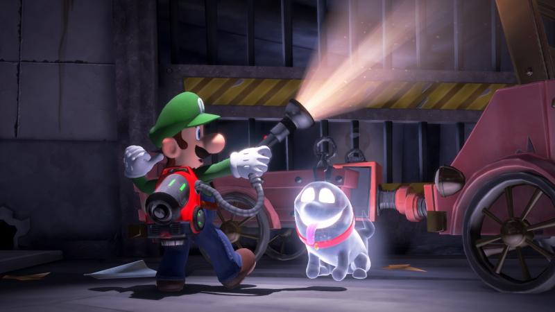 Touring Luigi Mansion Story And Scarescraper Mode Game Informer