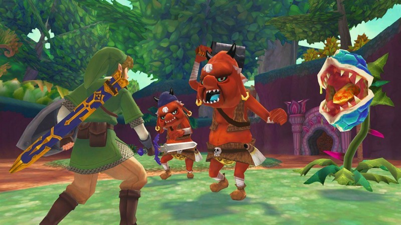 Aonuma On Remaking Zelda Games And Why We'll Probably Never