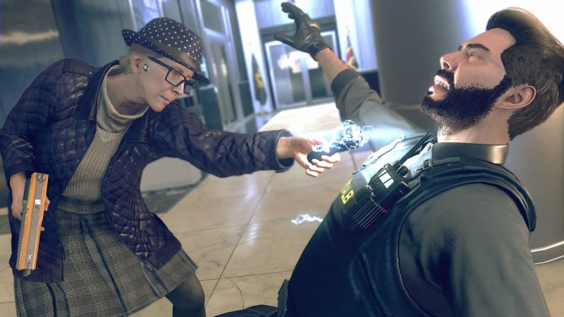 wdl screen grannytaser e3 190610 2 1560170633.15pmpst 1   copy - Watch Dogs: Legion Review – A Successful Team-Building Exercise