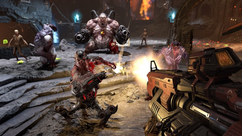 Id Talks Doom Eternal Mod Support, Integrating More
