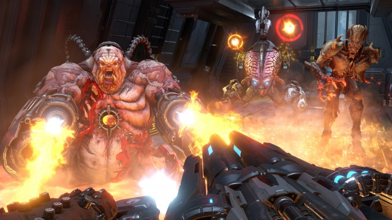 Id Talks Doom Eternal Mod Support, Integrating More