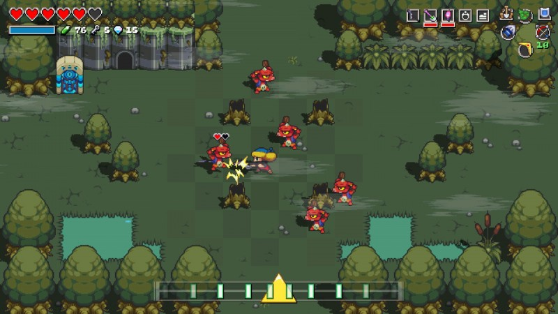 Cadence of Hyrule Review – A Pleasant But Discordant Melody - Game