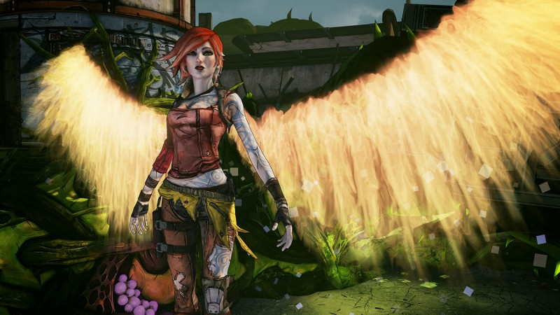 Borderlands 2 Commander Lilith Review – Sticking To A Successful