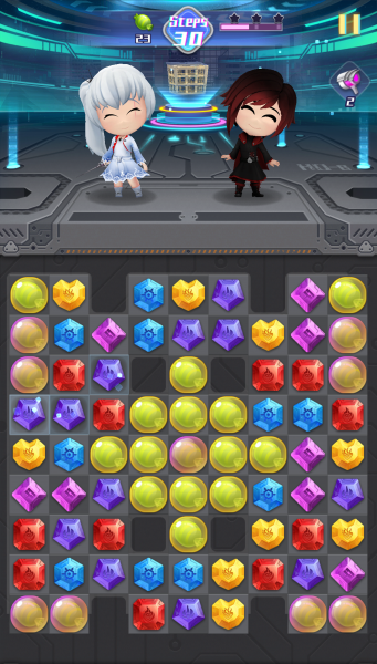 RWBY Gets A Mobile Puzzle Game - Game Informer