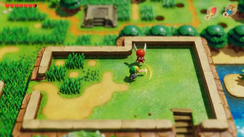 Zelda Directors Explain Why They Prefer Link's Awakening