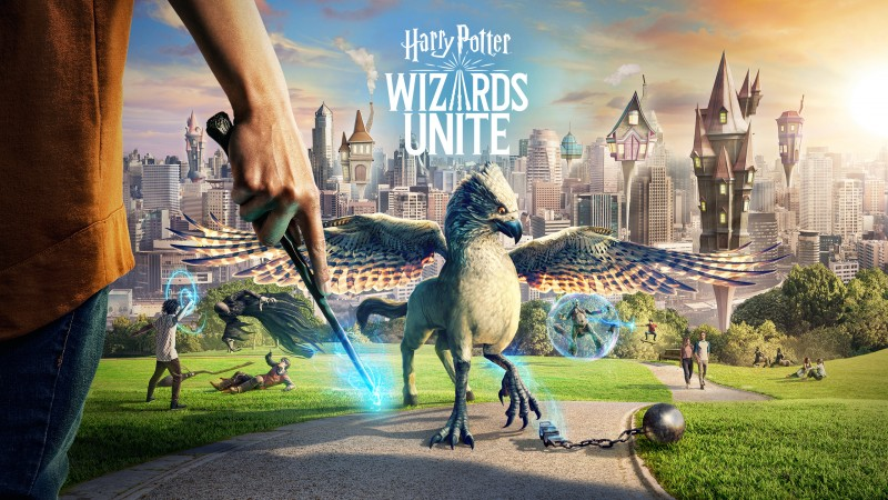 Harry Potter: Wizards Unite Review – Gotta Zap 'em All