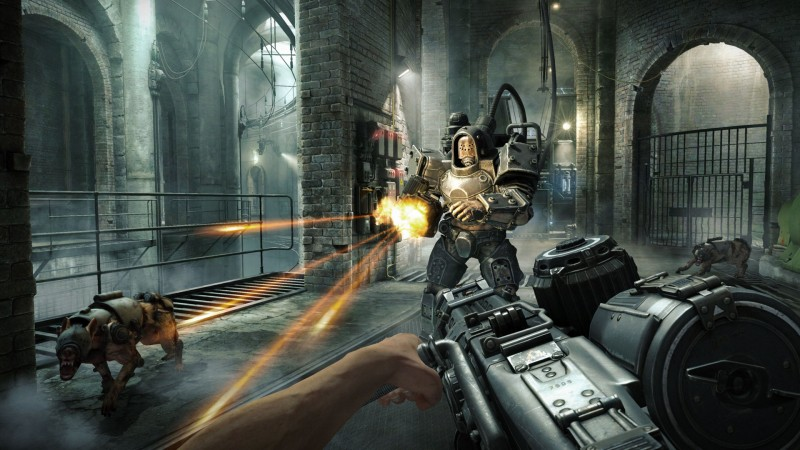 Ranking All The Wolfenstein Games - Game Informer
