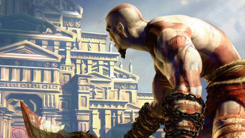 God Of War 3 Director Stig Asmussen Explains How He Almost Accidentally Named Kratos After Himself