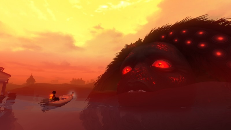 Sea Of Solitude Review – Uncharted Waters Of The Mind