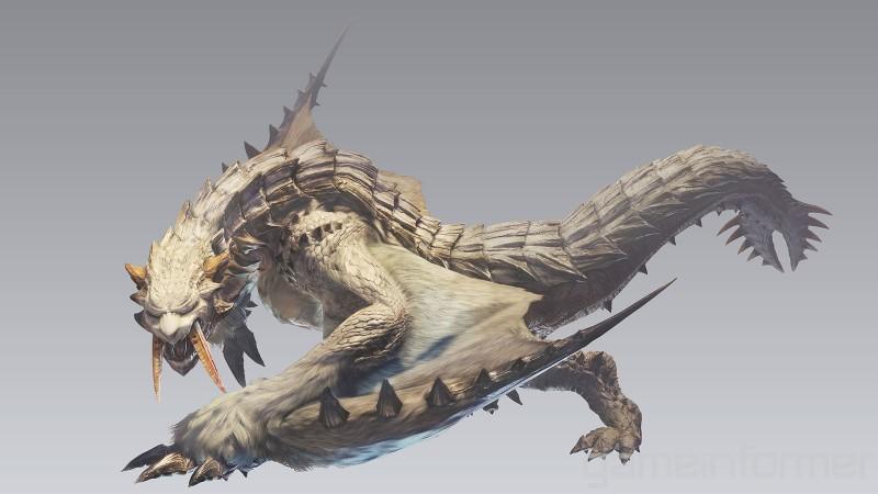 Monster Hunter World: Iceborne Bestiary Day 1 – The Saber