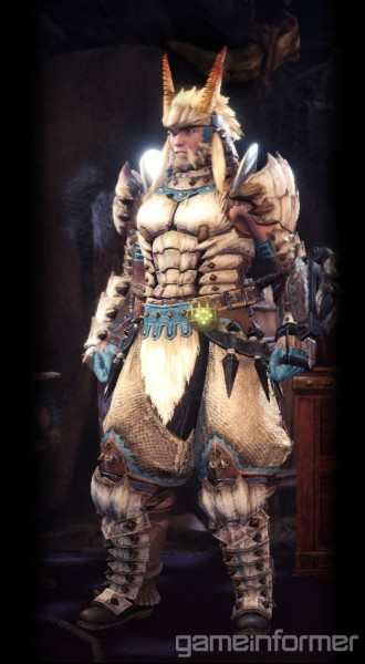 Monster Hunter World Iceborne Bestiary Day 1 The Saber Toothed