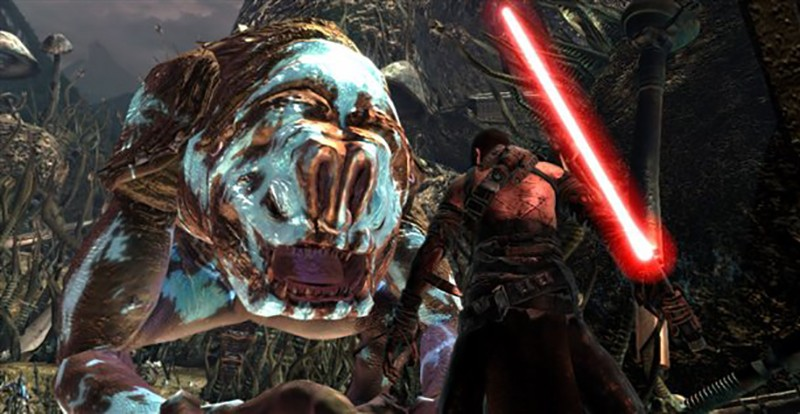 The Power Of The Dark Side Game Informer