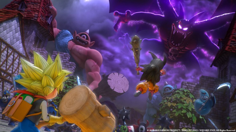 Dragon Quest Builders 2 Review – Rebuilding Hope, One Block At A