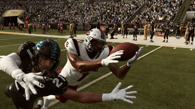 Playing College Football In Madden - Game Informer