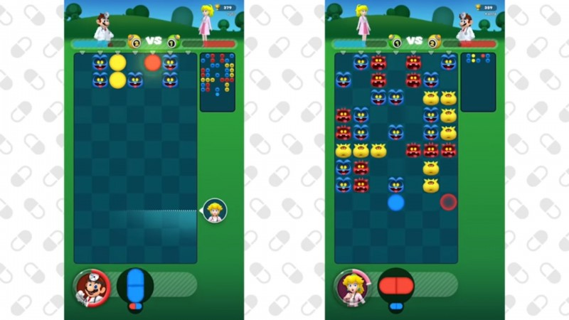 Dr  Mario World Review – A Spoonful Of Sugar - Game Informer