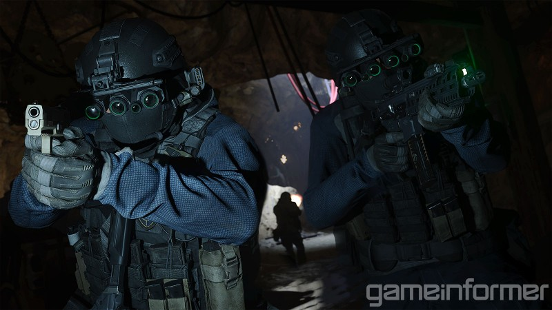 The Impressive New Tech Behind Call Of Duty Modern Warfare Game