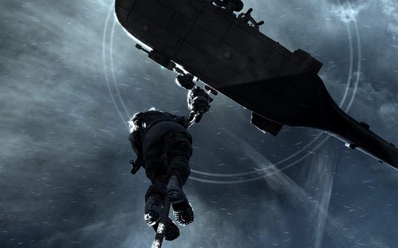 Infinity Ward Was Working On A Sci-Fi 'Halo Killer' Before Starting On Call Of Duty 4: Modern Warfare