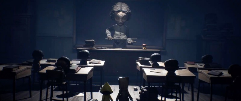 Little Nightmares 2 Announced, Coming In 2020